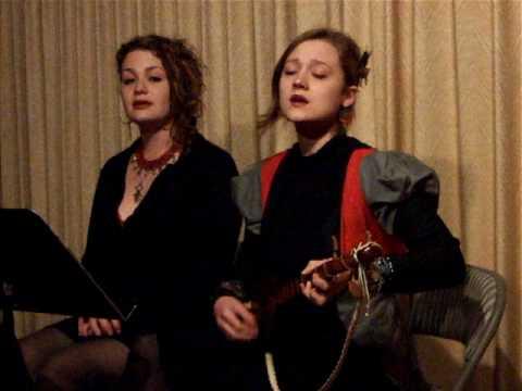 AE Live - Eva Salina Primack and Aurelia Lucy Shrenker