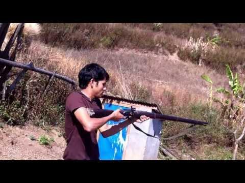 Nepali gun