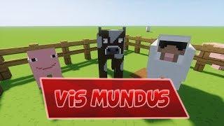Vis Mundus - Every Block, Item and Mob!