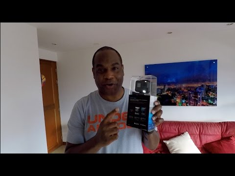 GoPro Hero 5 Unboxing Shipped From USA to Medellin Colombia