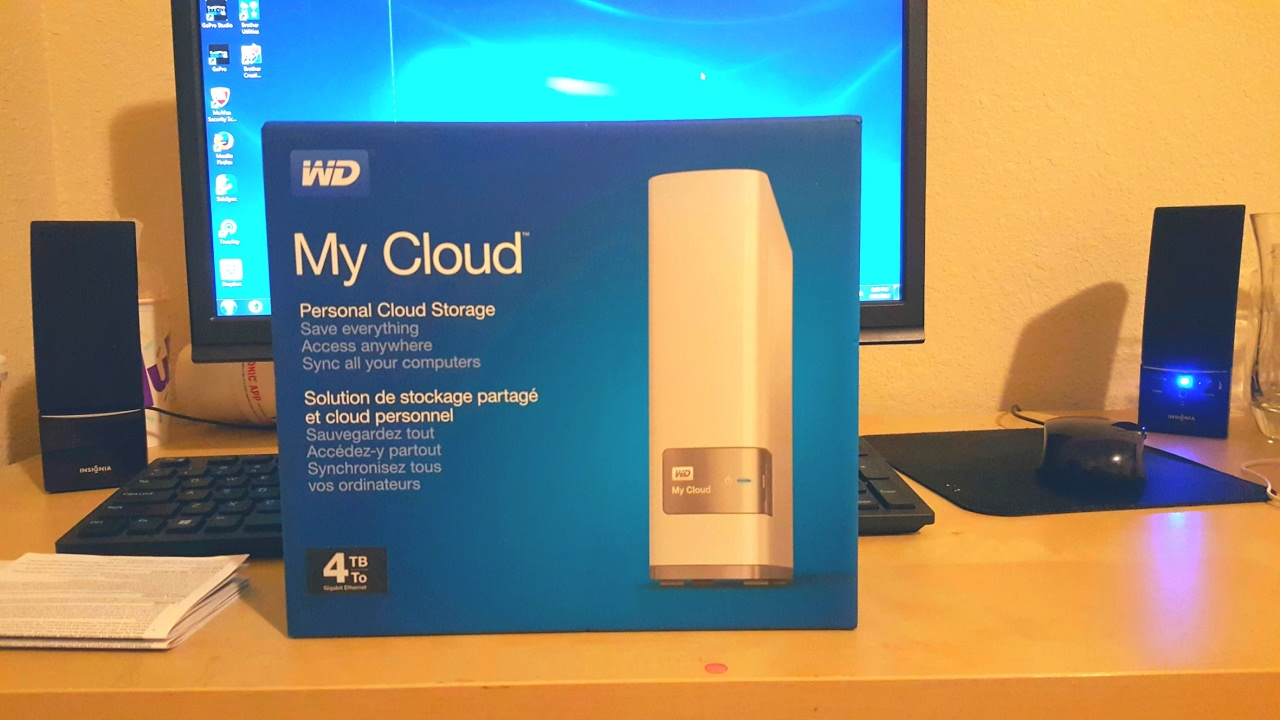 WD My Cloud | How to start using it right away