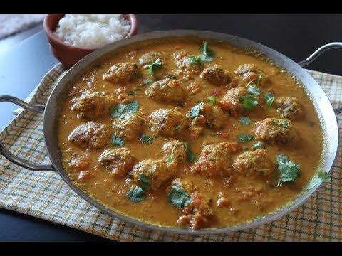 Kuchnia Indyjska Klopsiki Tikka Masala Youtube