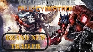 (HD) Transformers Fall of Cybertron - In The End by Linkin Park Trailer