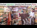 Stylish Ladies Unstitched Dresses Price Gulf Shopping Mall Clifton