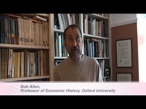 Bob Allen: Why Britain industrialised when others did not