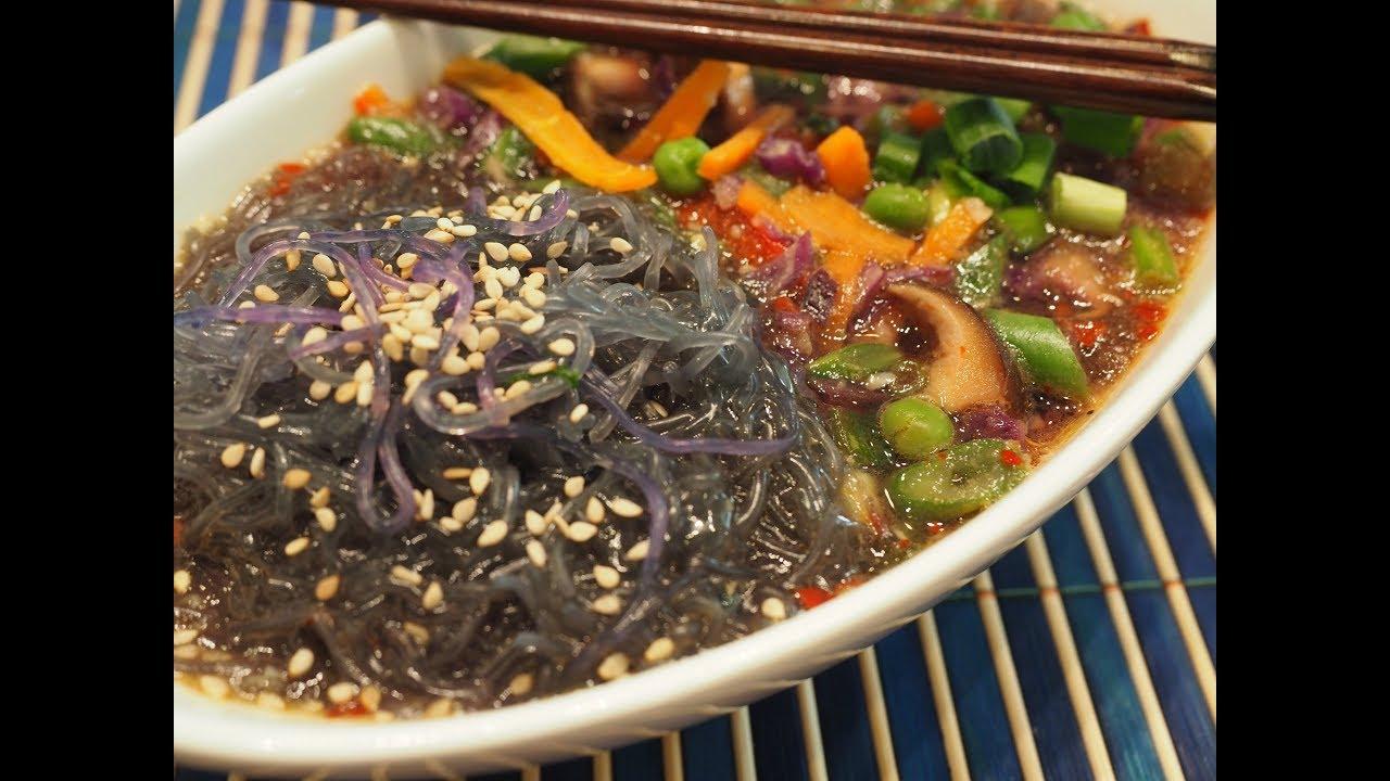 Asian Mushroom Vegan Broth Soup Recipe For Cold Days Vaidyaji