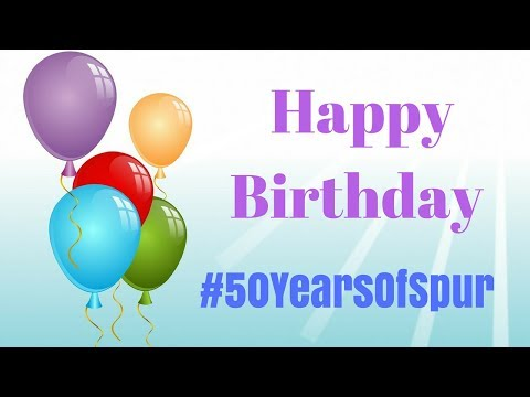 Spur 50th Birthday