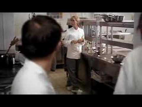Man Stroke Woman - Chef