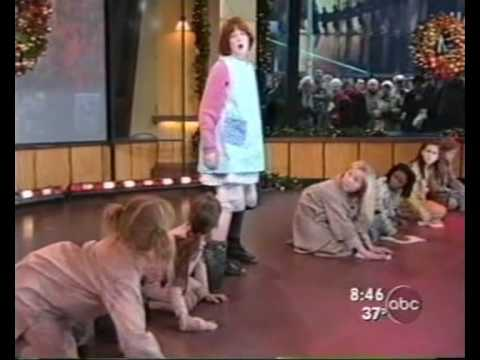 Annie Broadway Tour Orphans 2006  2007 Good Morning America