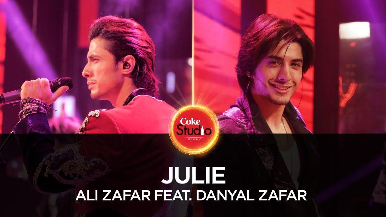 Coke Studio Season 10| Julie| Ali Zafar feat. Danyal Zafar