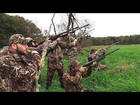 DUCK HUNTING 2018 ( 6 Man Limit ) Pennsylvania Waterfowl Season Wood Ducks