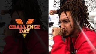 Spicy Wing Challenge | Da Challenge Show