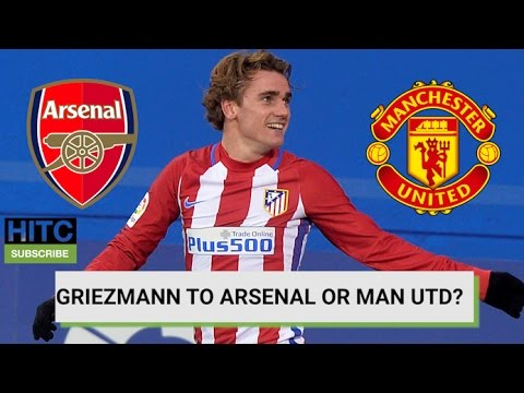 Griezmann To Arsenal Or Man United? Daily Transfer Rumour Round-up