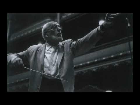 """Ravel """"Le Tombeau de Couperin""""-Ernest Ansermet / Orchestre de la Suisse Romande"""