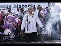 watch he video of AMLO OCuLTiSTA, socialista y populista.  Rituales y brujería