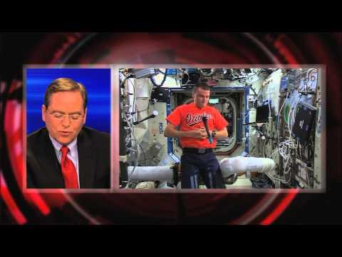 A Talk With Reid Wiseman Aboard The ISS