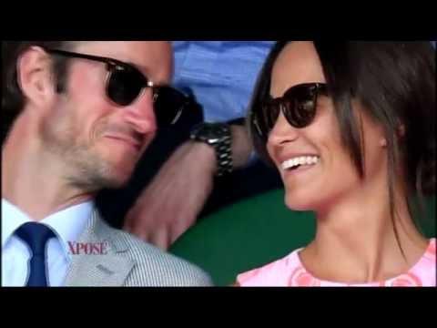 Pippa Middleton Engaged To Hedge Fund Beau James Matthews - Xposé Dish
