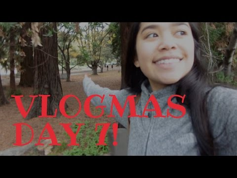 Going to The Berkeley Art Museum! | VLOGMAS DAY 7- 2016