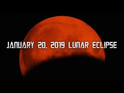 blood moon january 2019 time vancouver - photo #11