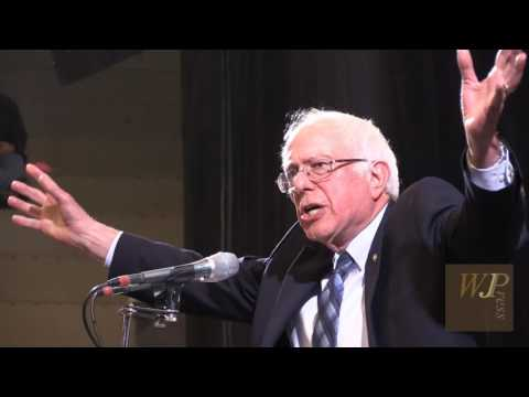 Bernie Sanders gives Kansas Democrats
