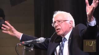 Bernie Sanders gives Kansas Democrats