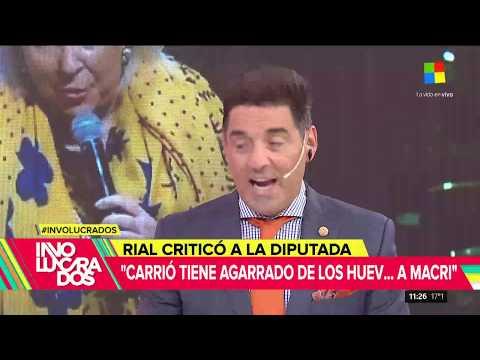 Jorge Rial destrozó a Macri en una entrevista con Luis Novaresio