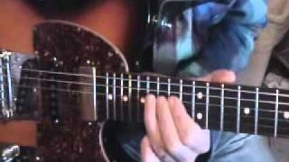 Jerry Garcia Guitar Lesson #3, Catfish John solo, Lead Guitar