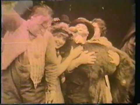 BANGVILLE POLICE (1913) -- Mabel Normand, Fred Mace, Mack Sennett