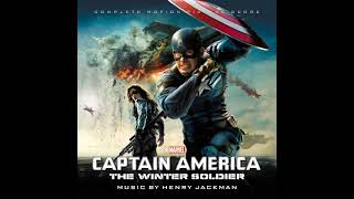 45. Main On Ends   Captain America: The Winter Soldier (Complete Score)