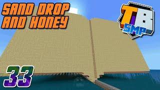 104,400 Sand Drop and Honey Farm Day - Truly Bedrock S2E33