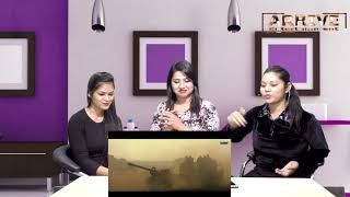 Reaction On Main Hoon ft. Indian Army Navy Air Force - PURE MOTIVATION || Arrive Entertainment