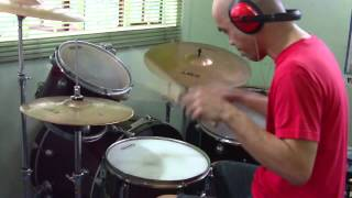 Do the Evolution - Pearl Jam - Drum Cover