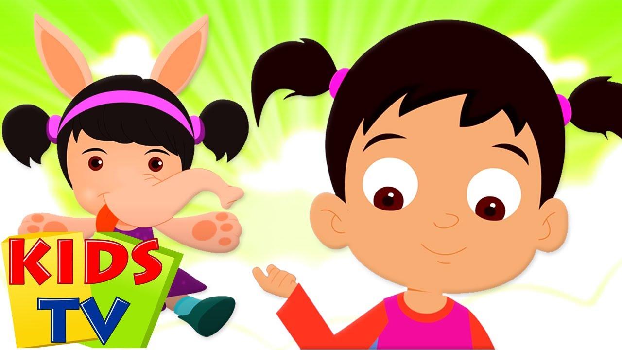 कागज़ की गुड़िया | Kagaz Ki Gudiya | Hindi Balgeet | Banchon Ke Gaane | Ek Mota Haathi