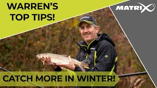 WARREN MARTIN S Winter Commercial Fishery Tips