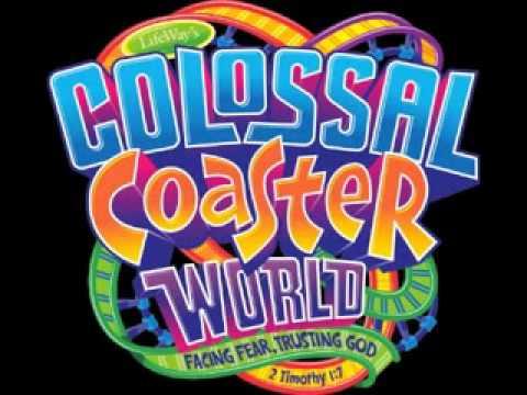 Colossal coaster world// Colossal parque de diversiones //song