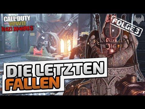 Die letzten Fallen - ♠ Call of Duty: WWII Zombies ♠ - Deutsch German - Dhalucard thumbnail