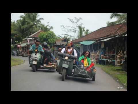 Fredy Marley - Satu Vespa Sejuta Saudara ( Original Version ) HD