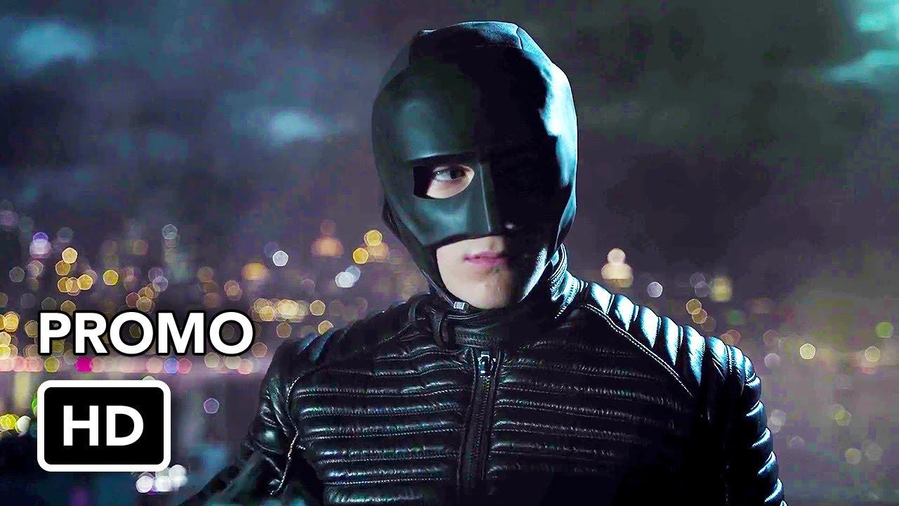 gotham season 4 suit up promo hd youtube