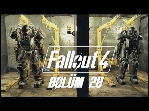 Fallout 4 - Bölüm 28: Kale İnşaatı