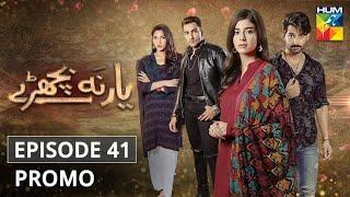 Yaar Na Bichray   Episode 41   Promo   HUM TV   Drama