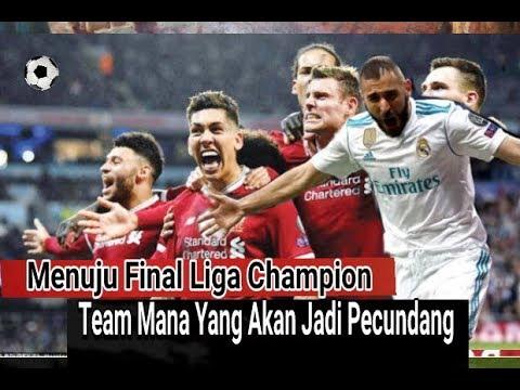 Duel Panas , Liverpool Susul Real Madrid ke Final dan Diprediksi Bakal .....