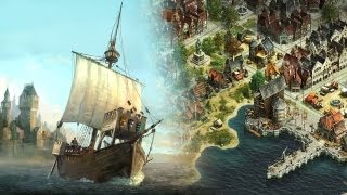 Anno Online - Test / Review zum Free2Play-Aufbauspiel (Gameplay)