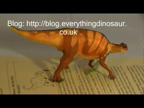 Edmontosaurus Model Review (Safari Ltd)