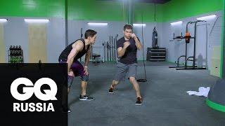 Бой с весом: «Учебка» – трёхминутная боевая подготовка