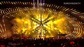 Nadav Guedj - Golden Boy (Israel) - LIVE at Eurovision 2015 Grand Final thumbnail