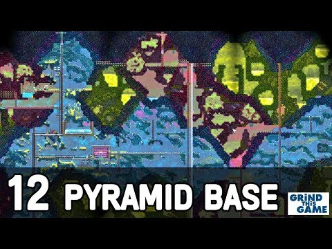 TUBES, BIG DIG, WORK CAMP - PYRAMID BASE #12 - Oxygen Not Included - Occupational Upgrade