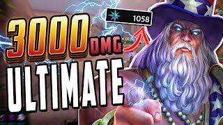 Smite: 3,000 Damage Zeus Ultimate Build - GIVING THEM THE ZEUS JUICE!