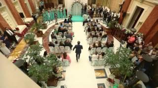 НД.Про - организация свадьбы в стиле Тиффани под ключ