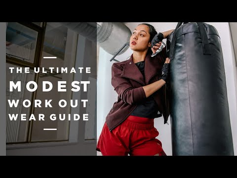 The ULTIMATE Modest Workout Wear Guide