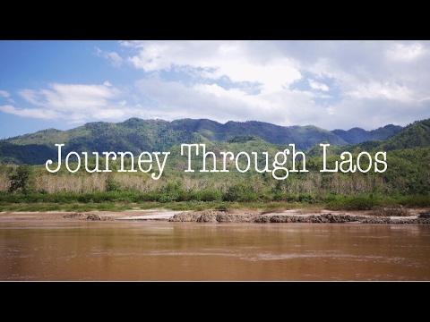 Journey Through Laos [4K] Travel Documentary
